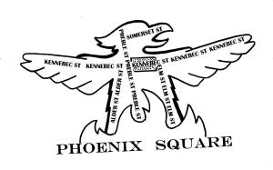 Phoenix Square Logo